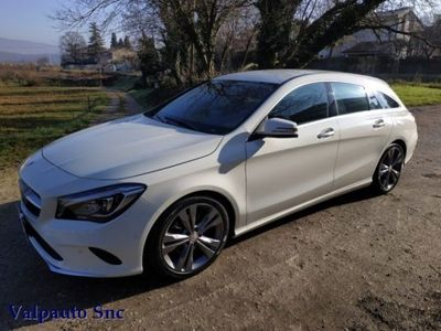 usata Mercedes CLA220 d S.W. Automatic Business rif. 13307692