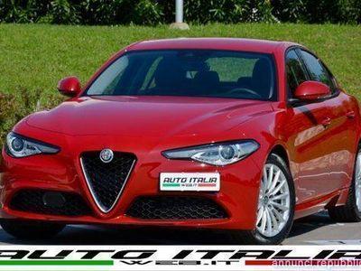 "usado Alfa Romeo Giulia 2.2 TD 180 CV AT8 SUPER +PELLE TOT+NAVI+XENO+17"""
