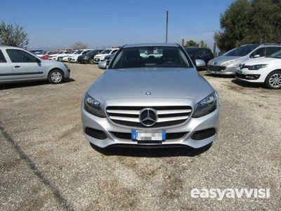 używany Mercedes C200 d Auto Executive