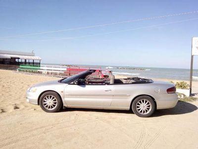 usata Chrysler Sebring 2.7 V6 24V cat LX Convertible Autostick