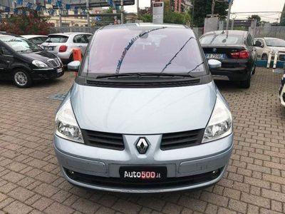 usata Renault Espace 2.0 dCi 150CV Dynamique 5 POSTI rif. 11617642