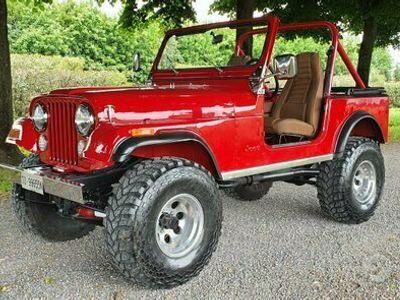 usata Jeep CJ 7 V8