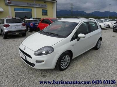 usata Fiat Punto 1.3 MJT II S&S 85 CV 5 porte ECO Loun