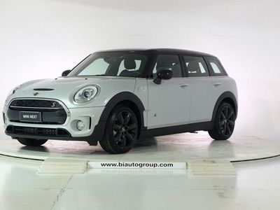 brugt Mini Cooper Clubman 2.0 SD Hype ALL4 Automatica