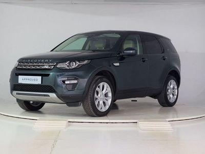 usado Land Rover Discovery Sport Discover