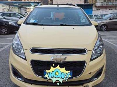 "usata Chevrolet Spark 1.0 Special Edition ""Bubble"" GPL"