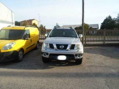 usata Nissan Navara -