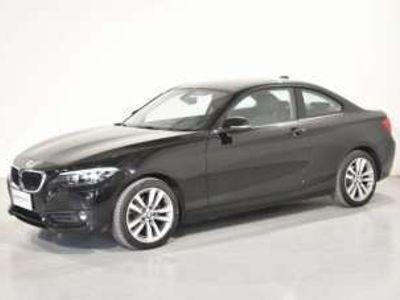 usata BMW 218 d Coupé Advantage rif. 13848955