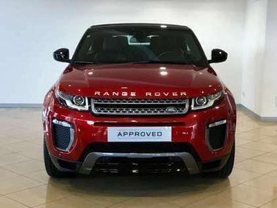 usata Land Rover Range Rover evoque 2.0 TD4 180 CV Cabrio