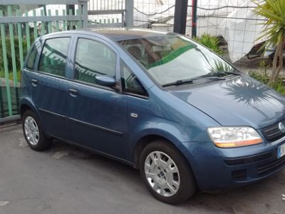 usata Fiat Idea 1.3 Mtj Dynamic Diesel