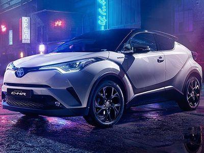 usado Toyota C-HR 1.8 Hybrid E-CVT Business