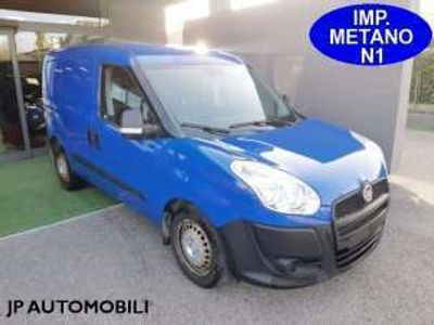 usata Fiat Doblò 1.4 T-Jet Natural Power CNG PC-TN Cargo SX*METANO* Benzina/Metano
