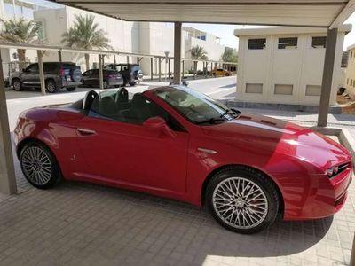 usata Alfa Romeo Spider 3.2 JTS V6 Q4 Q-Tronic
