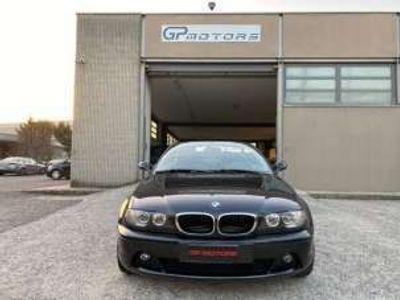 usata BMW 318 Cabriolet Ci 143CV MODELLO RESTYLING! Benzina