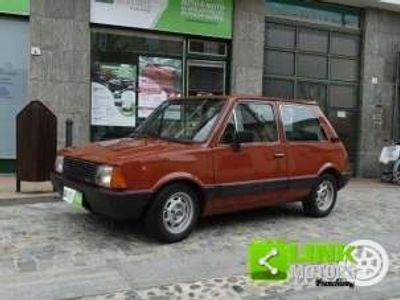 usata Innocenti Mini City Car Benzina
