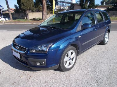usata Ford Focus 1.6 TDCi (110CV) S.W. *UNIPRO*