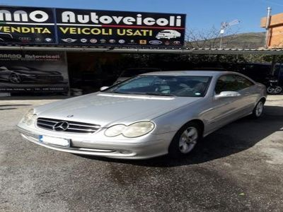 begagnad Mercedes CLK270 Classe Coupè CDI Avantgarde