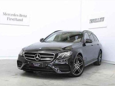 usata Mercedes E220 Classe E (W213)S.W. 4Matic Auto Premium