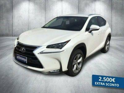 usata Lexus NX300h 2.5 Luxury 4wd cvt