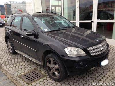 usata Mercedes ML320 classecdi sport diesel suv sequenziale nero