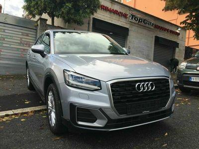 usata Audi Q2 30 Tdi Admired Sport Aziendale Km Certificati Garanzia 24 Mesi