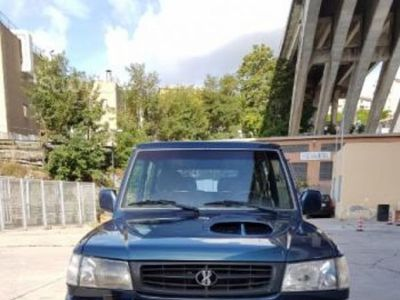 usata Hyundai Galloper 2.5 TDI Wagon Max