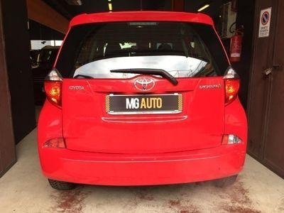 usata Toyota Verso-S 1.3 MT Active NAVIGATORE RETROCAMERA SOLO 64000 KM