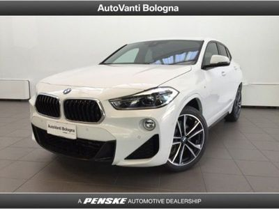 used BMW X2 xDrive 20d Msport