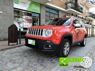 used Jeep Renegade 2.0 Mjt 140CV 4WD Active