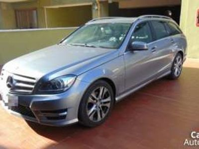 usata Mercedes C250 CDI S.W. 4Matic BlueEFF. Elegance Diesel