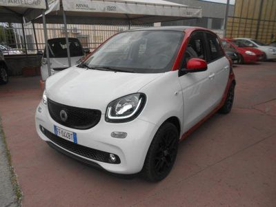 used Smart ForFour 90 0.9 Turbo twinamic Prime