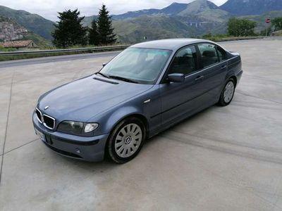 usata BMW 320 d 150Cv Berlina Climatronik