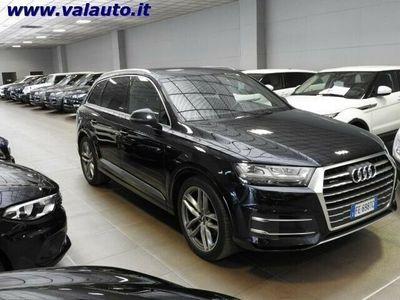 usado Audi Q7 3.0 TDI QUATTRO TIPT. BUSINESS PLUS CV272, S-LINE!