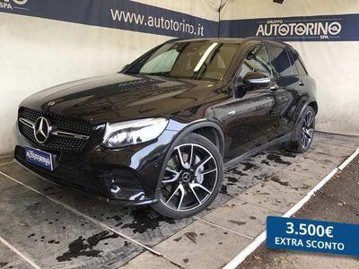 usata Mercedes GLC43 AMG CLASSE GLCAMG 4matic auto
