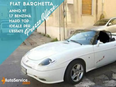 second-hand Fiat Barchetta 1.7 16V