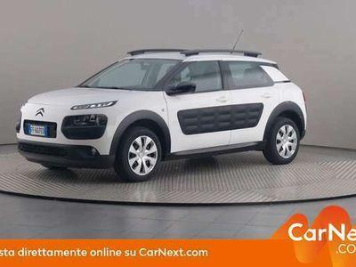 usata Citroën C4 Cactus Bluehdi 100cv Feel