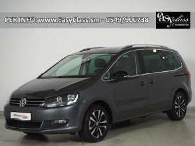 usata VW Sharan 2.0 TDI 150 CV IQ.DRIVE NAVI ACC GARANZIA ESTESA Diesel