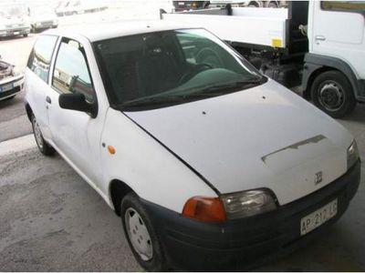 usata Fiat Punto van