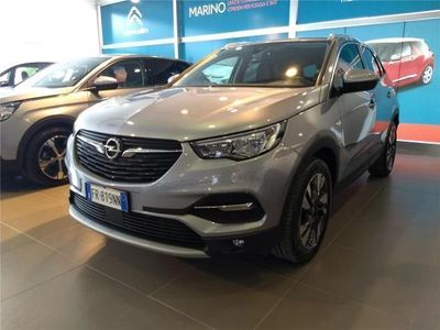 gebraucht Opel Grandland X 1.6 diesel Ecotec Start&Stop aut. Innovation Station Wagon/SUV [SEMESTRALE]