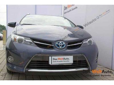 używany Toyota Auris Touring Sports Auris1.8 Hybrid Lounge
