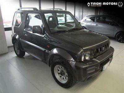 käytetty Suzuki Jimny 1.3 vvt JLX 4wd E5
