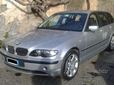 usado BMW 2002 Serie 3 (E46) -con gancio traino omolog