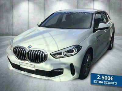 usata BMW 118 SERIE 1 (5 PORTE) d Msport auto