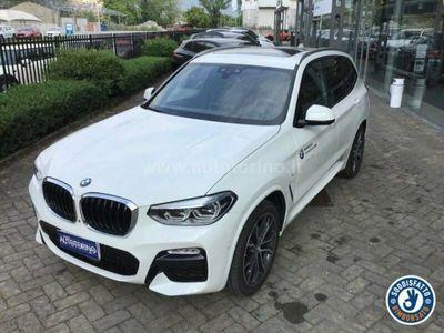 usata BMW X3 X3XDRIVE20D M SPORT
