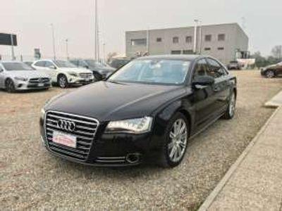 usata Audi A8L 4.2 V8 FSI quattro tiptronic Benzina