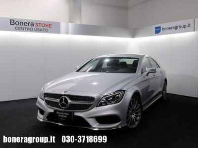 gebraucht Mercedes CLS250 d Premium FH