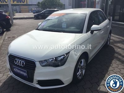 used Audi A1 Sportback A1 1.2 tfsi Attraction