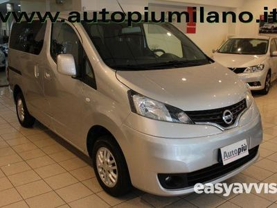 usata Nissan Evalia Evalia 1.5 dCi 8V 110 CV n-tec1.5 dCi 8V 110 CV n-tec