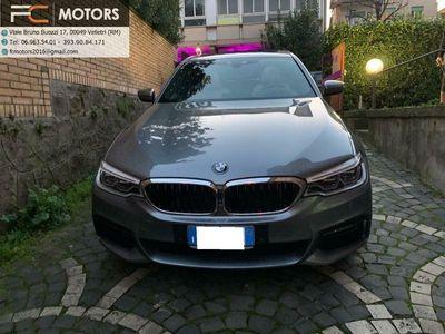 usata BMW 530 Serie 5 d xDrive Msport Allestimento Individual
