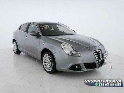 usata Alfa Romeo Giulietta 2.0 JTDm-2 170 CV Distinctive del 2012 usata a Milano